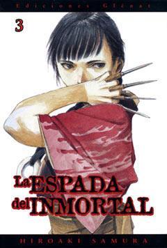 La Espada Del Inmortal. 3