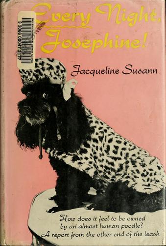 Every night, Josephine!