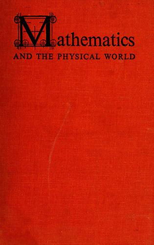 Mathematics and the physical world.