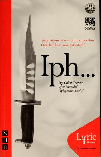 Iph-- by Colin Teevan