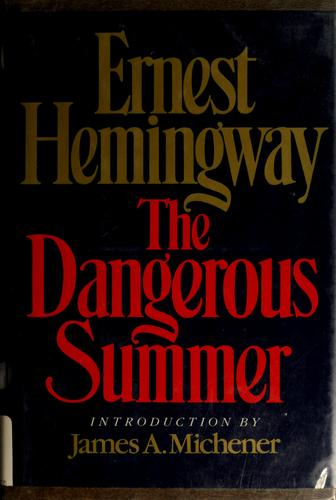 Download The dangerous summer