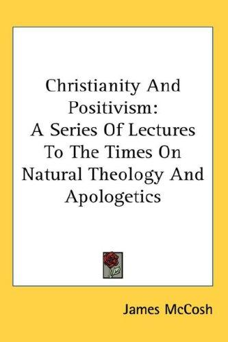Download Christianity And Positivism