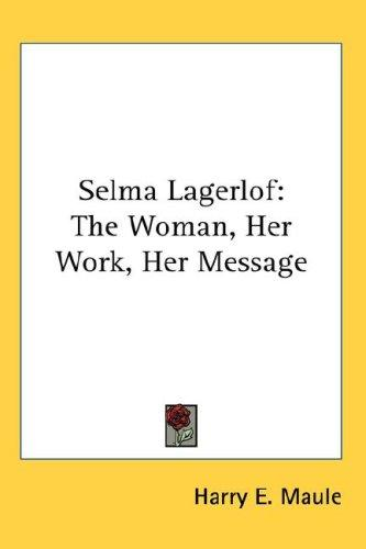 Download Selma Lagerlof
