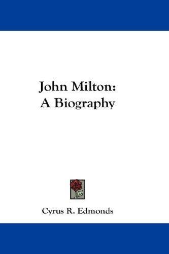 Download John Milton