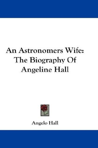 An Astronomers Wife