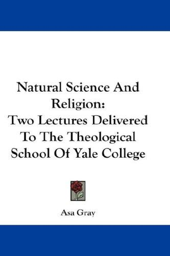 Download Natural Science And Religion