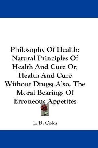 Download Philosophy Of Health
