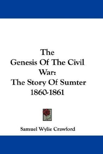 Download The Genesis Of The Civil War