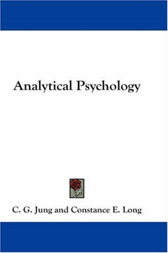Download Analytical Psychology