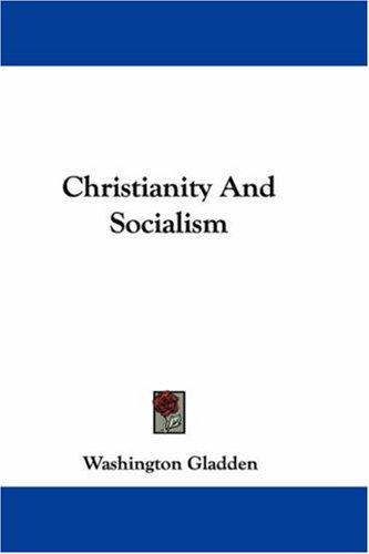 Christianity And Socialism