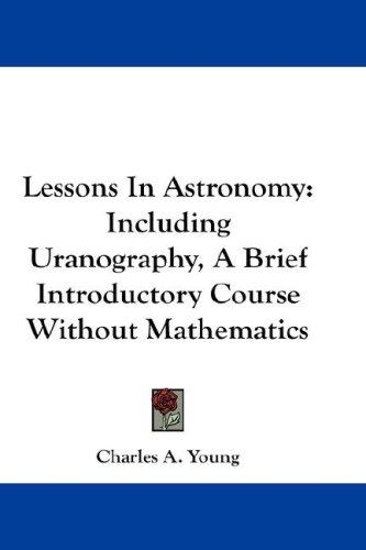 Lessons In Astronomy