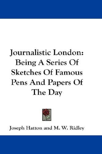 Journalistic London