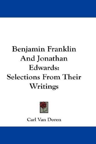 Download Benjamin Franklin And Jonathan Edwards