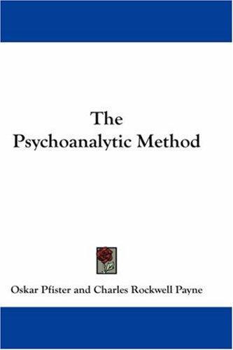 Download The Psychoanalytic Method