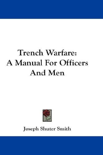 Trench warfare by Joseph Shuter Smith