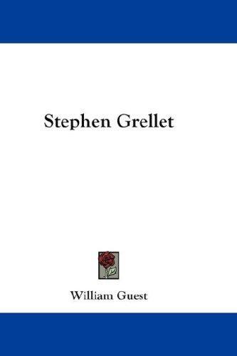 Download Stephen Grellet