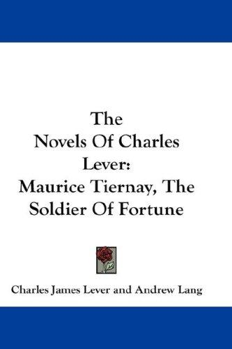 The Novels Of Charles Lever