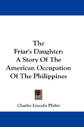 The Friar's Daughter