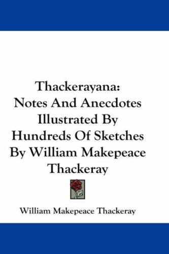 Thackerayana