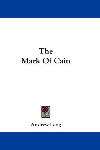 Download The Mark Of Cain