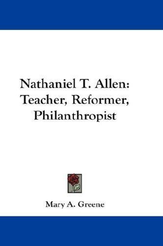 Nathaniel T. Allen