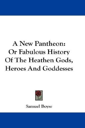 A New Pantheon