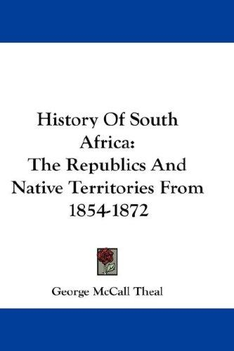 Download History Of South Africa
