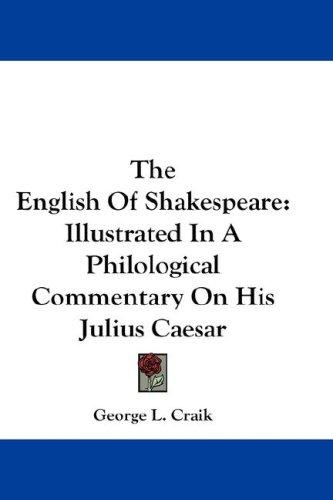 Download The English Of Shakespeare