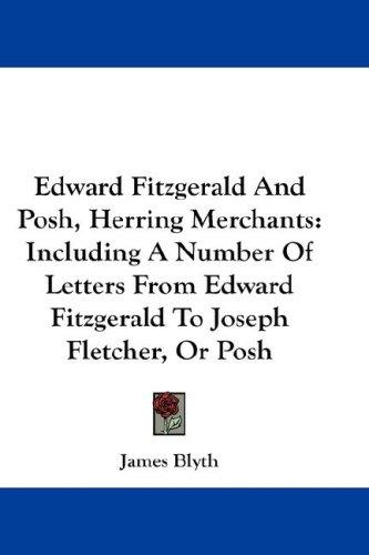 Download Edward Fitzgerald And Posh, Herring Merchants