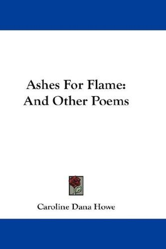 Ashes For Flame