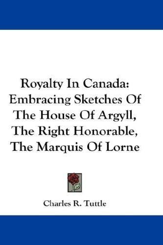 Royalty In Canada