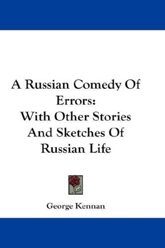 Download A Russian Comedy Of Errors