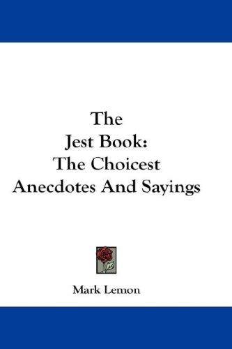 The Jest Book