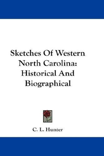 Download Sketches Of Western North Carolina