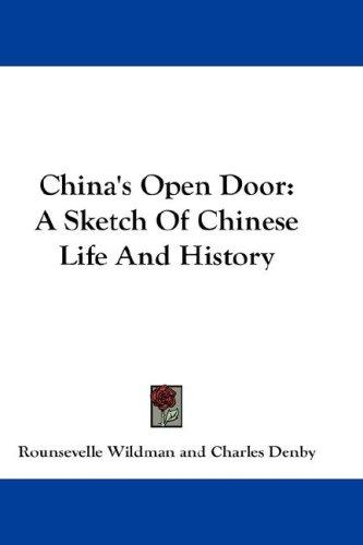 China's Open Door