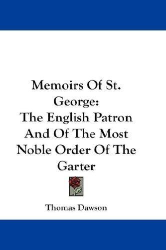 Memoirs Of St. George