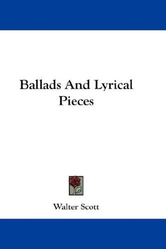 Download Ballads And Lyrical Pieces