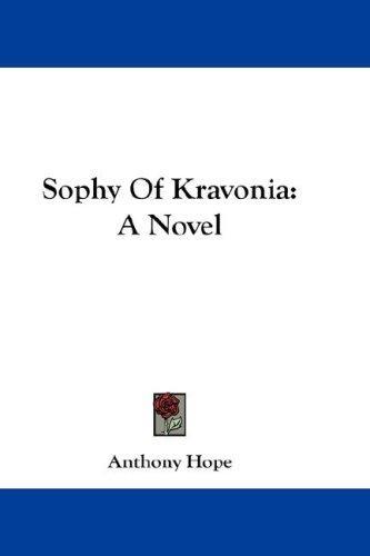 Download Sophy Of Kravonia