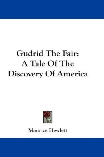 Gudrid The Fair