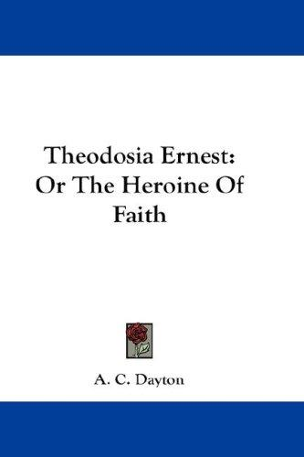 Theodosia Ernest