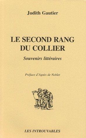 Download Le second rang du collier