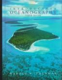 Introductory oceanography by Harold V. Thurman