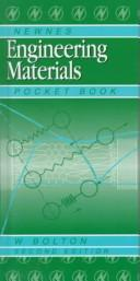 Newnes engineering materials pocket book