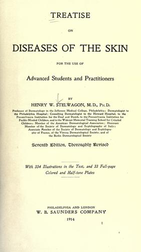 Download Treatise on diseases of the skin for the use of advanced students and practitioners