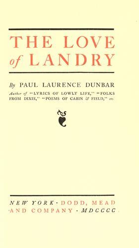The love of Landry