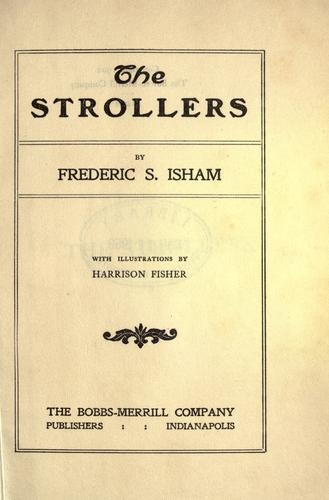 The strollers.