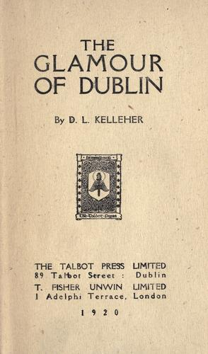 Download The Glamour of Dublin