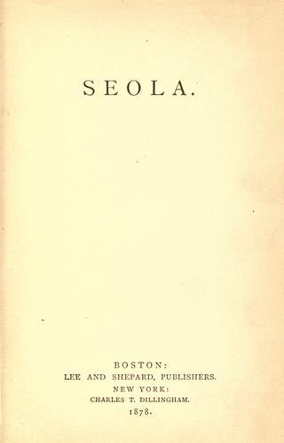 Seola.
