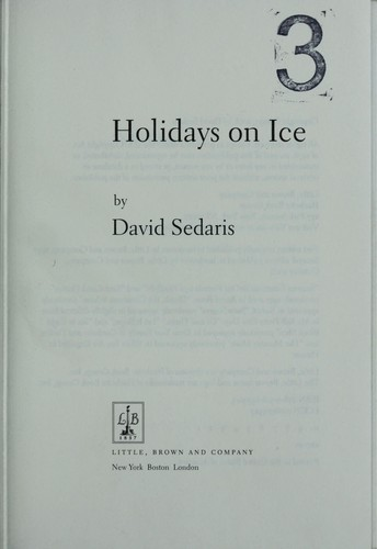 Download Holidays on ice