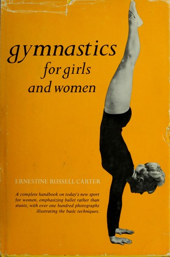 Gymnastics for girls and women.